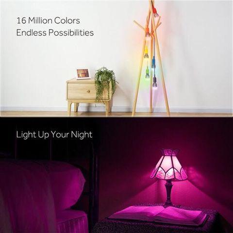 Yeelight LED Smart Bulb Colored Lights