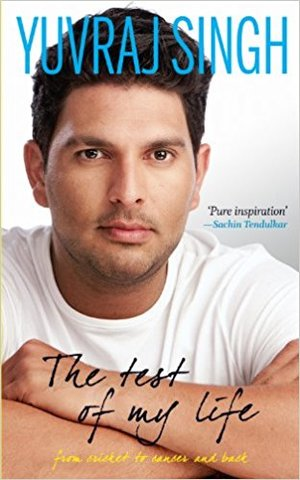 The Test of My Life (Hardcover)