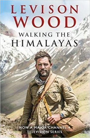 Walking the Himalayas (Hardcover)