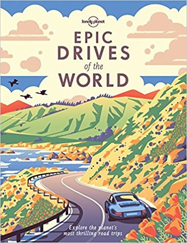 Epic Drives of the World (Hardcover)