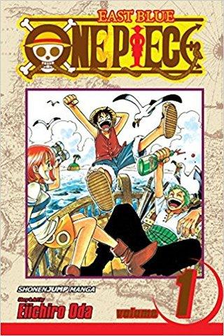 One Piece Volume 1