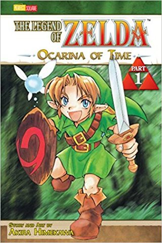 The Legend of Zelda: Ocarina of Time - Part 1