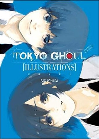 Tokyo Ghoul Illustrations (Hardcover)