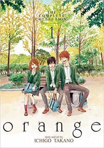 Orange: The Complete Collection, Volume 1