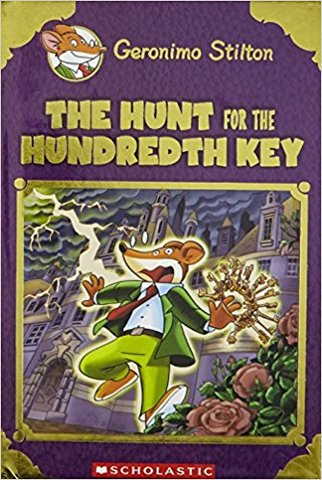 The Hunt for the 100th Key (Hardcover)