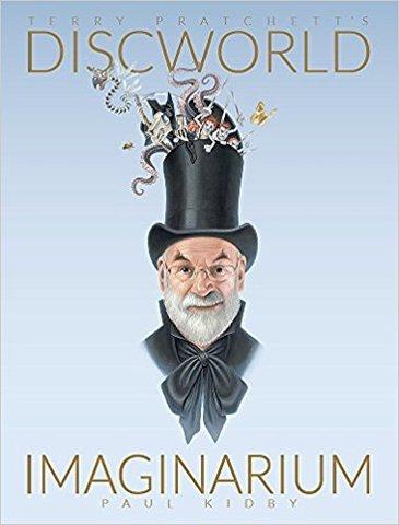 Terry Pratchett's Discworld Imaginarium (Hardcover)