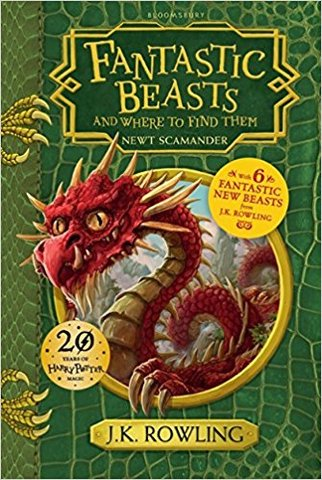 Fantastic Beasts and Where to Find Them (Hardcover)