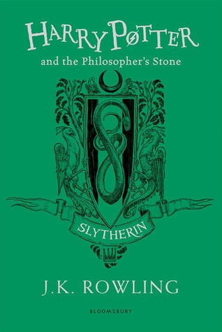 Harry Potter and the Philosopher's Stone – Slytherin Edition