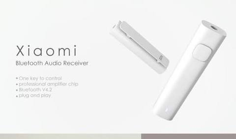 Xiaomi Bluetooth Receiver For Earphone