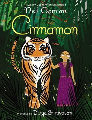 Cinnamon (Hardcover)