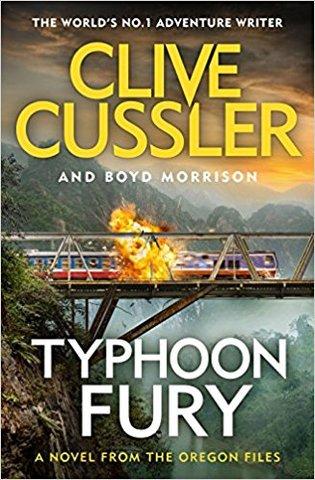 Typhoon Fury: Oregon Files (Hardcover)