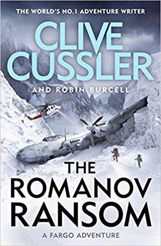 The Romanov Ransom: Fargo Adventures (Hardcover)