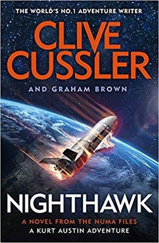 Nighthawk: NUMA Files #14 (Hardcover)