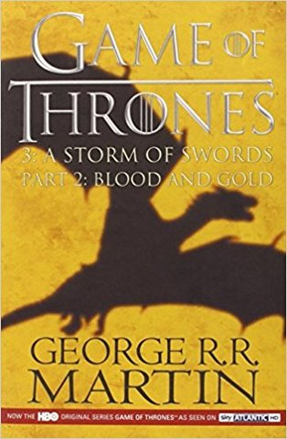 A Storm of Swords: Blood and Gold (A Song of Ice and Fire #3)