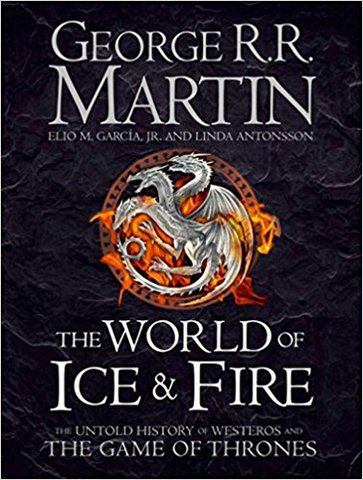 The World of Ice and Fire (Hardcover)