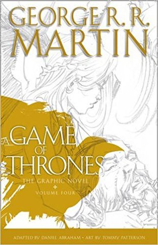 A Game of thrones: Graphic Novel Vol. 4 (Hardcover)