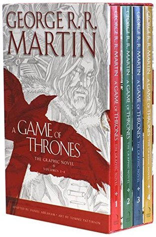 A Game of Thrones (The Graphic Novels Volume 1-4) (Hardcover)