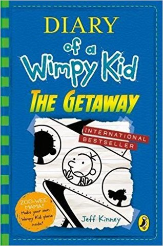 Diary of a Wimpy Kid: The Getaway (Hardcover)