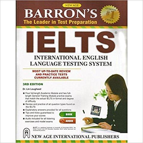 Barron`s IELTS