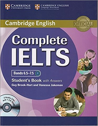 Complete Ielts Bands 6.5 - 7.5: Students Book with Answers