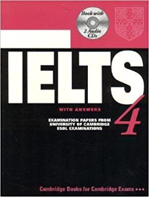 Camb Ielts 4: with Answers