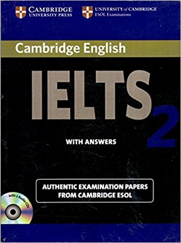Camb Ielts 2: with Answers