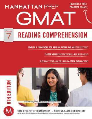 GMAT Reading Comprehension