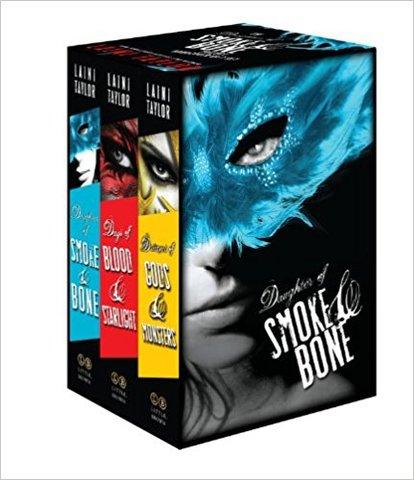 The Daughter of Smoke & Bone Trilogy ( Paperback )