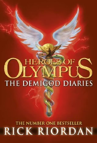 Heroes of Olympus: The Demigod Diaries (Hardcover)