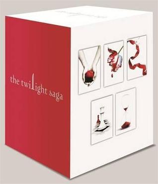 Twilight Saga 5 Book Set