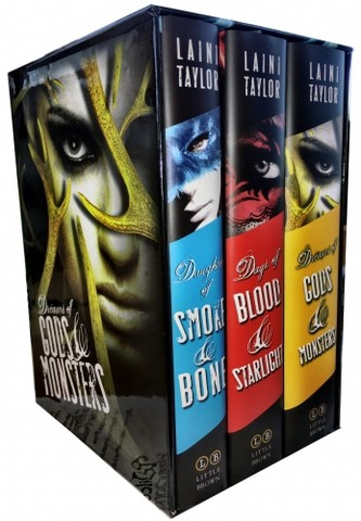 The Daughters of Smoke and Bone Trilogy 3 Collection Books Set (Paperback)