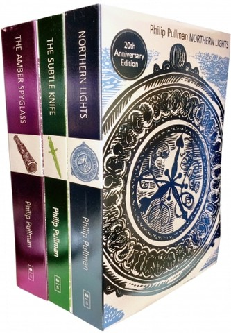 His dark materials Trilogy(Paperback)