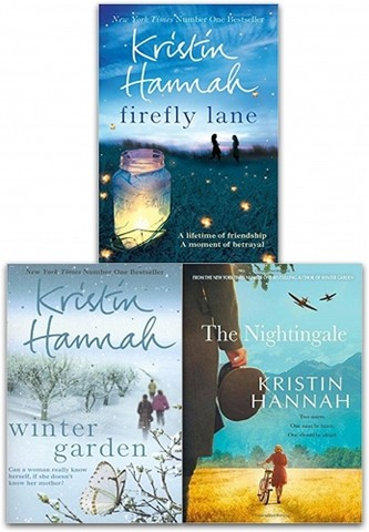 Kristin Hannah Collection 3 Books Set
