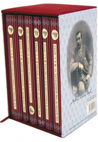 Sherlock Holmes 6 Books Collection Box Set Pack