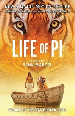 Life of Pi: Booker Prize Winner 2002