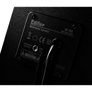 Edifier M1360 2.1 Multimedia Speaker