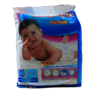 SUPER MOM BABY DIAPER