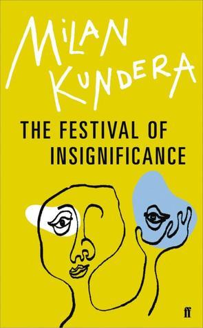 The Festival of Insignificance (Hardcover)