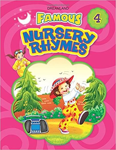 Famous Nursery Rhymes Part - 4