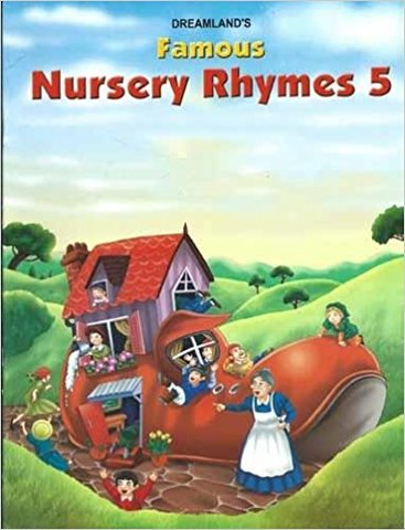 Famous Nursery Rhymes Part - 5