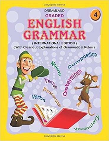 Graded English Grammar - Part 4