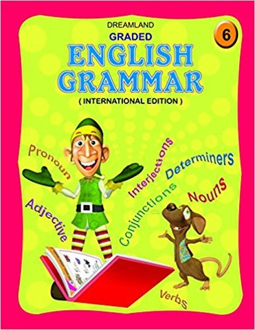 Graded English Grammar - Part 6