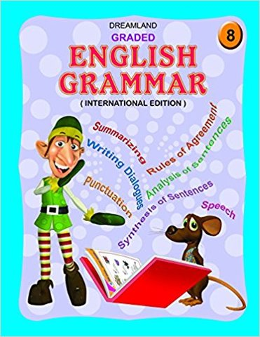 Graded English Grammar - Part 8