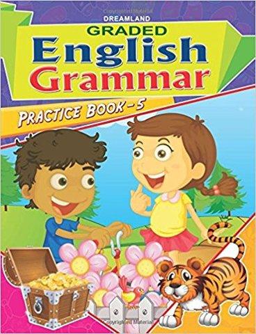 Graded Eng Grammar Practice Book - 5
