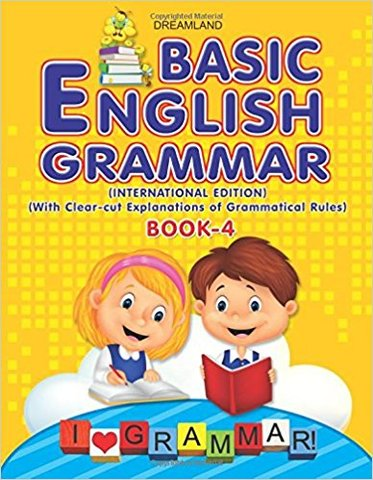 Basic English Grammar Part - 4