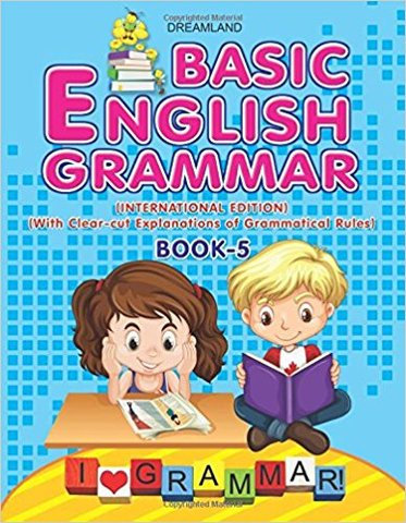 Basic English Grammar Part - 5