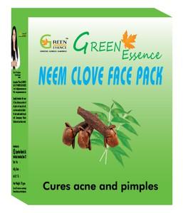 Face pack Neem Clove