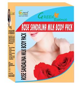 Rose Sandalina Milk Body Pack