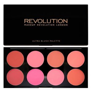 Makeup Revolution Blush Palette - All About Cream