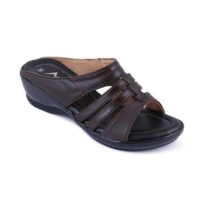 Leather Casual Sandal For Women